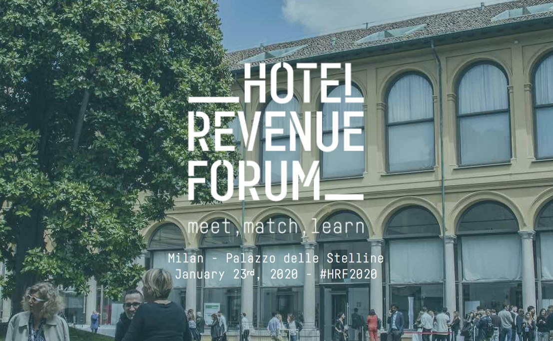 hotel revenue forum milano