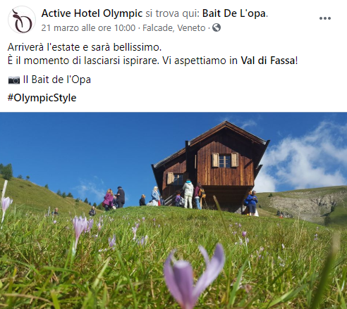 Post Active Hotel Olympic